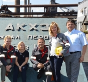 Members of the European Parliament appreciated the environmental program of Avdiivka Coke